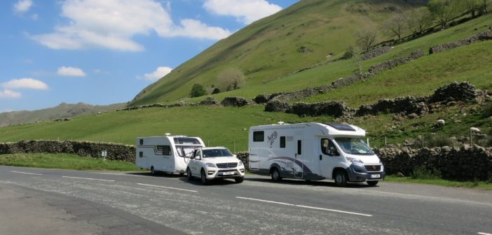 Going 'wild' in Europe: Scotland by motorhome