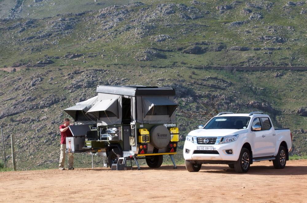 Tow Test: Nissan Navara 2 3D LE 2WD AT - Caravan & Outdoor Life magazine
