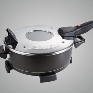 Portable all in one electric cooker