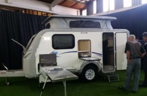 Stealth caravans EVO XR6