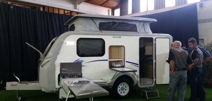 Stealth Caravans launches first model