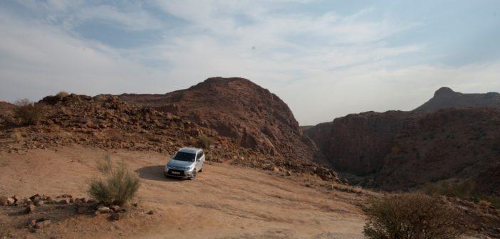 Kalahari to coast
