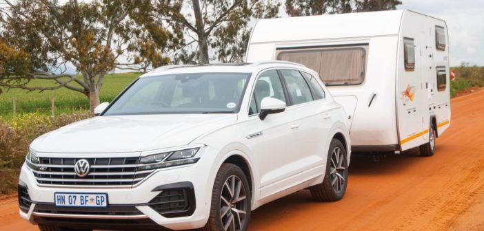 Tow Test: VW Touareg