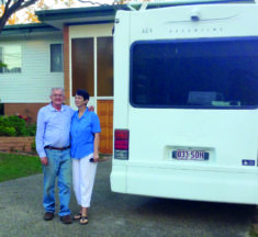Motorhome 'for free' in Australia