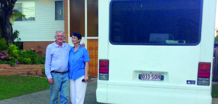 Motorhome 'for free' in Australia