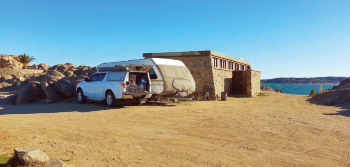 60 days in Namibia