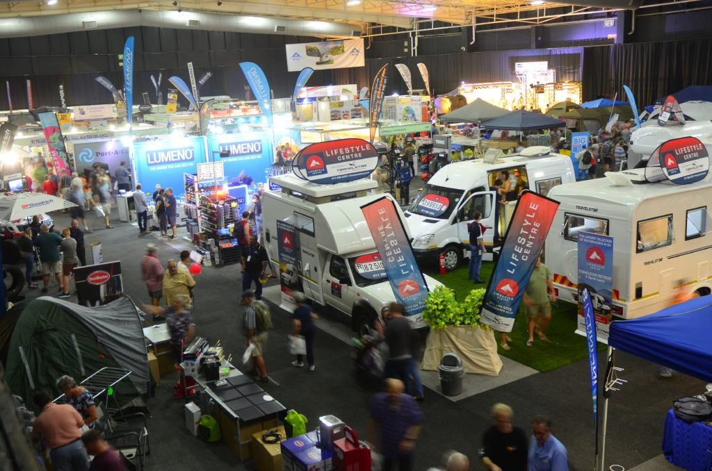 Caravan Camp Destination Show 2019