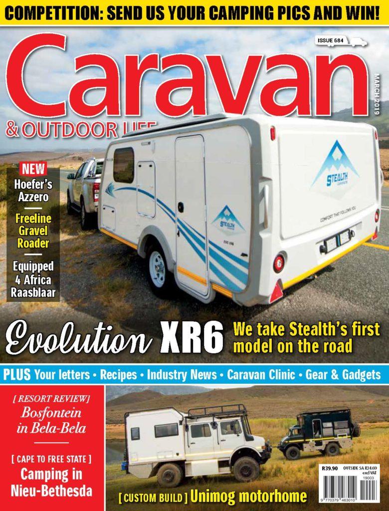 March 2019 - Caravan & Outdoor Life magazine