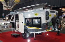 Echo 4x4 Kunene - Caravan Camp Destination Show 2019