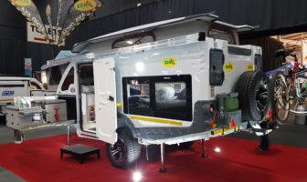Echo 4x4 Kunene - Caravan Camp Destination Show 2019