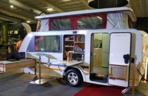 Okto Caravans - Caravan Camp Destination Show 2019