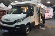 Motorhome-World Discoverer 4 - Caravan Camp Destination Show 2019