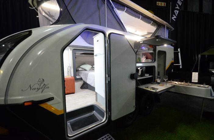 Nayela Okapi - Caravan Camp Destination Show 2019