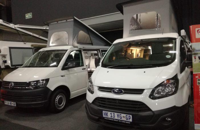 Abba Campers - Caravan Camp Destination Show 2019