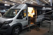 Maxmo Tourer - Caravan Camp Destination Show 2019