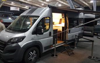 Maxmo Tourer - Caravan Camp Destination Show 2019