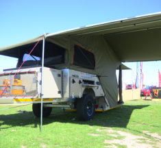 Libra by GT Camper Off-Road Trailers