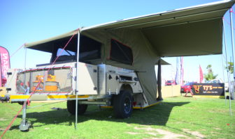 GT Campers Off-Road Trailers Libra