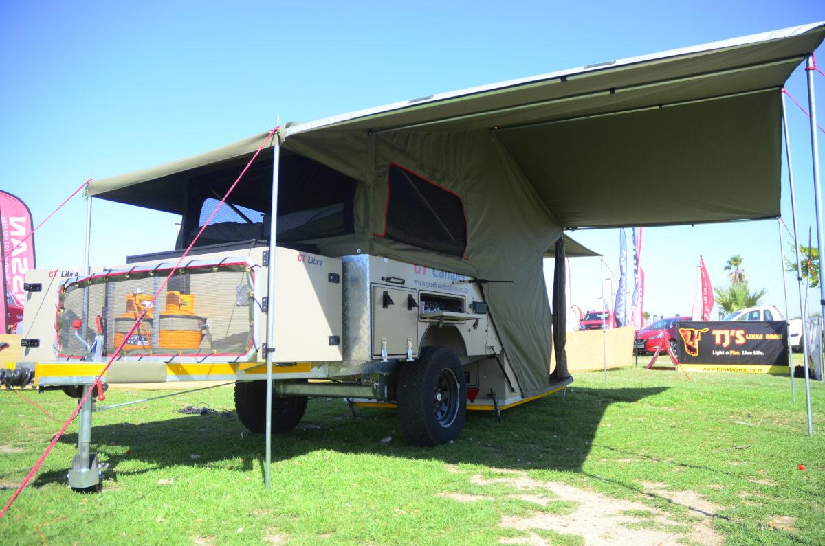 Libra By Gt Camper Off Road Trailers Caravan Outdoor Life Magazine