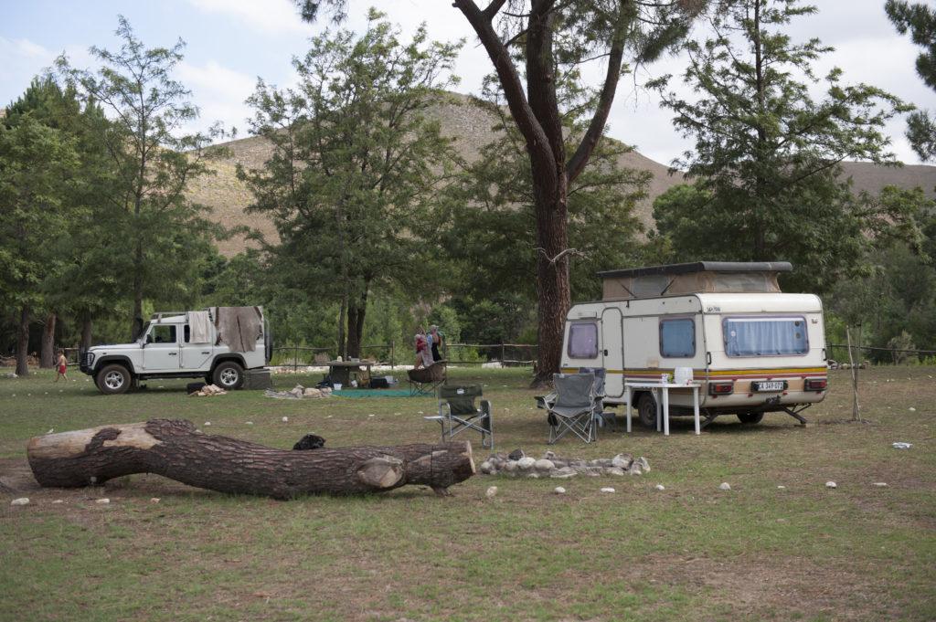Greytone EcoCamp Caravan Resort