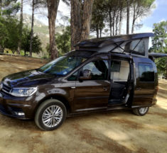 Motorhome review: Maxmo Campy