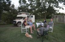 Oewerzicht Farm Cottages and Campsite