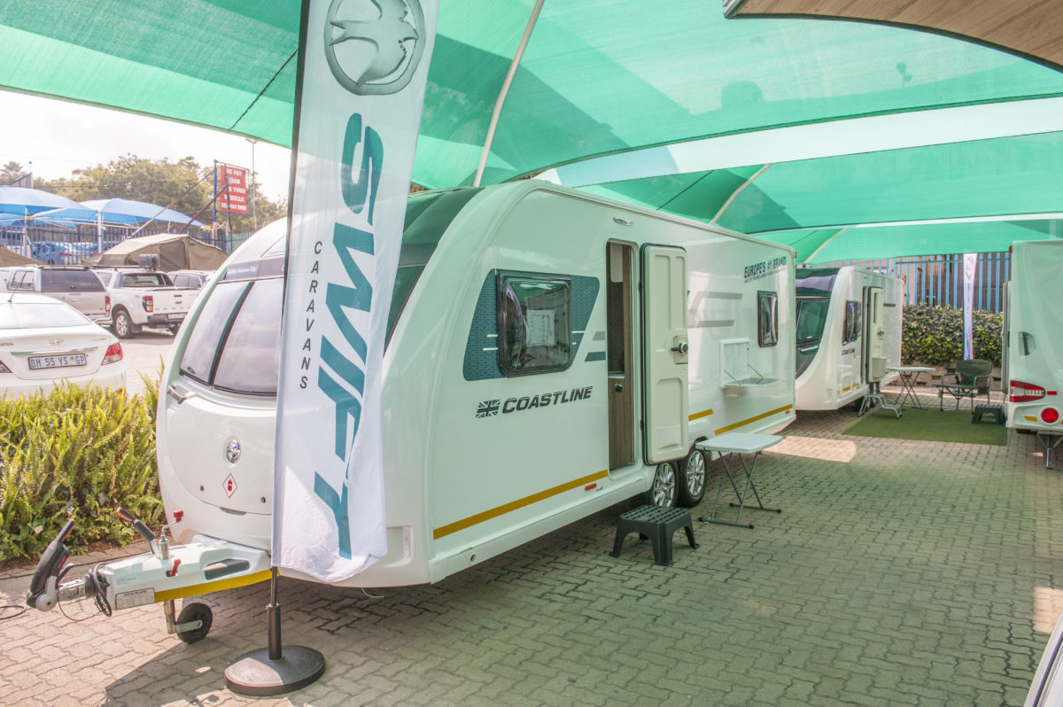 Swift Caravans Growing swiftly - Caravan & Outdoor Life magazine