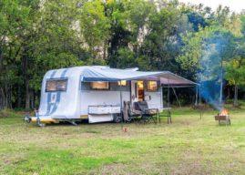 Caravan Review: Custom Campers Gray
