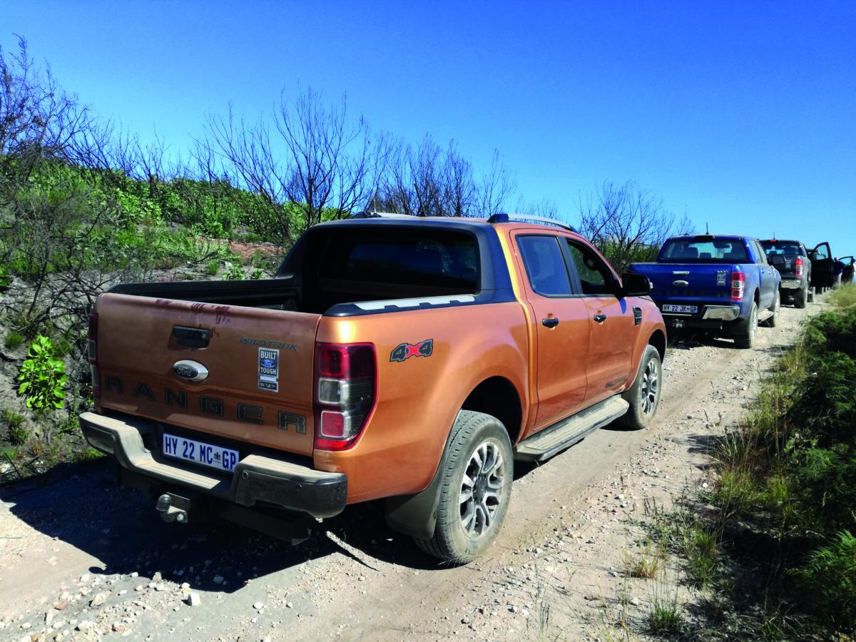 Ford Ranger launch 2019 02