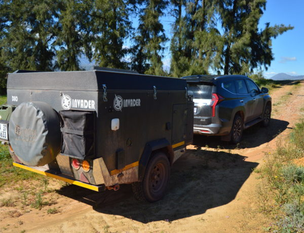 Reviewed & tested: Invader Duo off-road camper