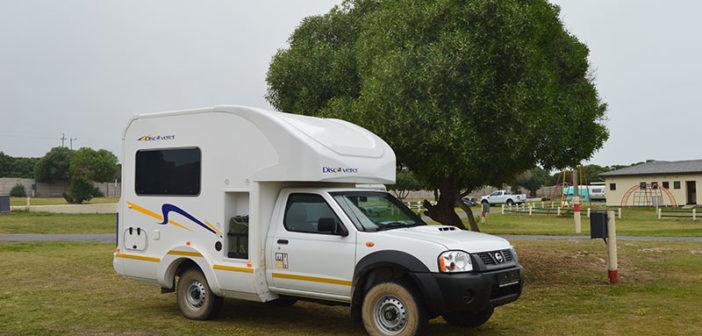 Witsand caravan park