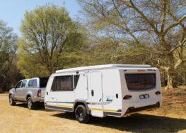 Okto Caravans release their new gravel traveller caravan … and it's a winner!