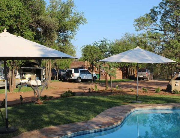 A vacation oasis, Tshikwalo Lodge, Dinokeng Game Reserve