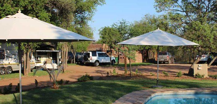 A vacation oasis, Tshikwalo Lodge, Dinokeng Game Reserve