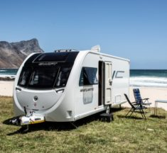 Our 2019 Caravan of the year, the Swift Atlantic