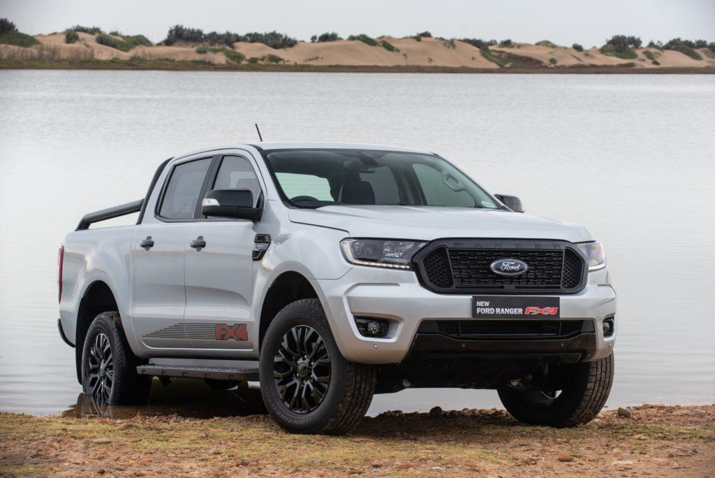 Ford Ranger FX4 Feb 2021 front