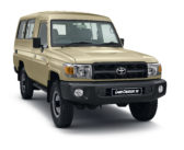 Toyota Land Cruiser 78 (2021)