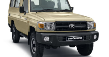 Toyota Land Cruiser 78 (2021)