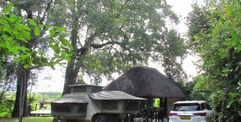Groen geluk in Namibië se Kavango-streek