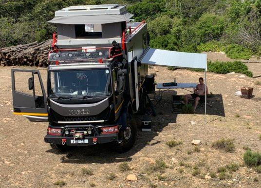 Custom Campers Iveco ML150E24WS-E3