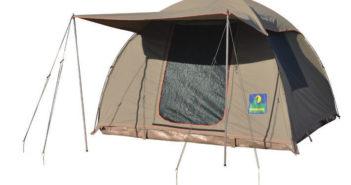 Howling Moon Safari Dome Tent