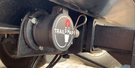 Hitch up without hassle thanks to TrailSnap Magnetic Trailer Plugs for caravans and trailers