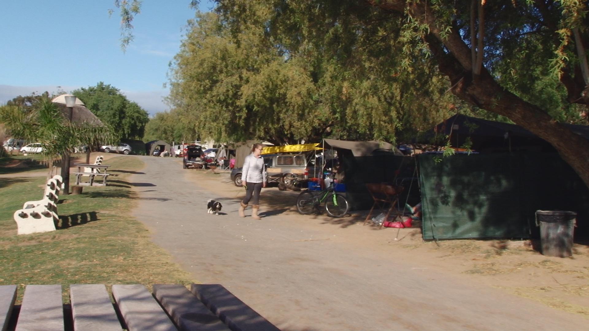 Silwerstrand Caravan Park