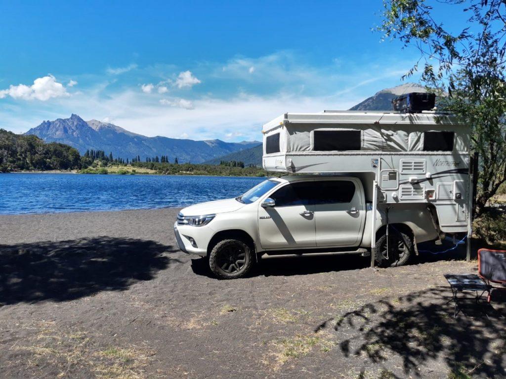 Northstar Slide-on camper