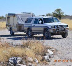 Nelspruit tot Namibië: Reisverslag van 'n 8000km+ Suider-Afrika-avontuur
